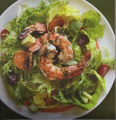 Latin Twist: Grilled Shrimp with a Cilantro and Garlic Marinade. food.lohudblogs.com
