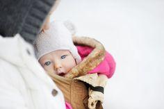 """Babytragen kaufen? Darauf sollten Eltern achten! - Wir haben alle wichtigen Fakten zum Thema """"Babytrage"""" zusammengefasst."""