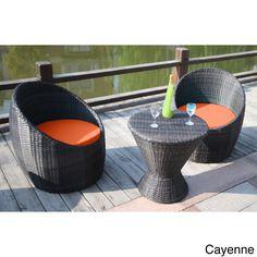 Bellini Kipling 3-piece Balcony Seating Set
