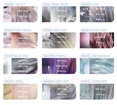 Discover The Cool Collection with Wella Professionals Entdecken Sie die coole Kollektion mit Wella Professionals & Salons Direct The post Entdecken Sie die Cool Collection mit Wella Professionals & cut & color appeared first on Lilac hair . Maroon Hair Colors, Burgundy Hair Dye, Ion Hair Colors, Matrix Hair Color, Pelo Color Caramelo, Wella Illumina Color, Pelo Color Azul, Color Fantasia, Hair Dye Tips
