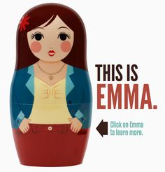 The campaign is a perfect example about how a good online can be. It isn't about stunning new technique. And the Russian Dolls are used many times before by organisations working in the same area.  It is all about context. Remember that the computer mouse is an extension of yourself. Shocking isn't it?