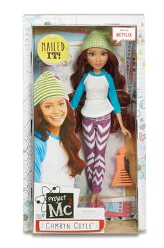 Project Mc2 Doll - Camryn Coyle