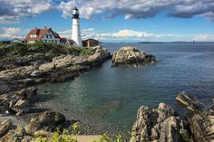 Between our week in Vermont and our lengthy stay in Bar Harbor, we had a ten day transitional period which we spent in Fryeburg and Boothbay, Maine. Cape Elizabeth, Cape Breton, The Province, Rv Travel, Vermont, Kayaking, Maine, Things To Do, Places To Visit