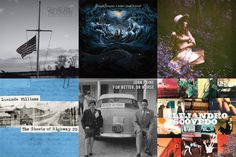 YOUR 50 FAVORITE ALBUMS OF 2016 Sturgill Simpson, Drive-By Truckers, Lucinda Williams lead the pack