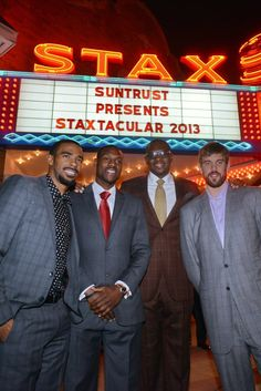 See a few shots from Staxtacular 2013 benefiting @Stax Museum of #Memphis with the #Grizzlies