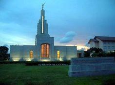 Accra Ghana LDS (Mormon) Temple  We love Temples at: www.MormonFavorites.com