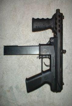 tec9 with a front pistol grib #tec9
