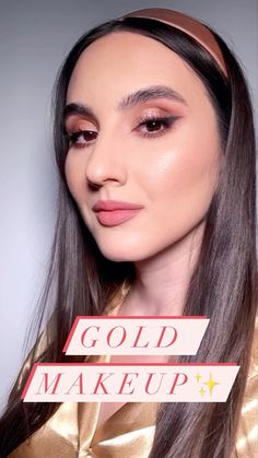 beautyshelll on Instagram: Golden tones for an October that deserves so much appreciation 🍁🌞 Share the love for this reel on your stories ✨ __ Product breakdown:… Share The Love, Colorful Makeup, Smokey Eye, Bridal Makeup, Cat Eye, Appreciation, Eyeliner, Eye Liner, Wedding Makeup