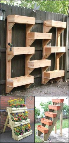 Whether you are an apartment dweller, have a small back yard or just want to maximise your growing space, vertical gardens are both beautiful and practical. Discover what's possible with vertical gardening in this gallery here: http://theownerbuildernetwork.co/iz9i Could you use one of these in your garden?