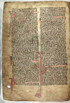 The saga of Erik the Red was written down between 1387 - 1394.  This is what it looks like -- The Flateyjarbók (The Flatley Book).  It tells an incredible story of the first Viking settlers in North America, including that of Freydis Eiriksdottir, the female Viking warrior, leader and colonist.