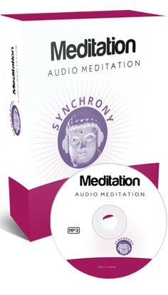 """KOSTENLOS testen: """"Audio-Meditation"""". Warum Audio-Meditation so einfach und wirksam ist. Schau Dir das Video an und erfahre, wie Du entspannter und bewusster durch Meditation wirst."""