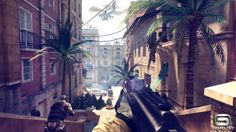 Gameloft announced the fourth installment of their Modern Combat series. Modern Combat 4 kicks off with a bang, announcing the news of the kidnapping of President Burke by an American ex Green Beret turned traitor named Edward Page.