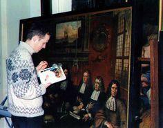 Frederik Cnockaert is expert in antiek restauratie met meer dan 20 jaar ervaring en aanvaardt opdrachten van de rechtbank, kerken, galerijen, verzekeringsinstellingen, openbare instellingen en privépersonen.  Zijn specialiteit is de restauraties van schilderijen en beelden.  Neem gerust een kijkje op onze website www.kerat.be, alwaar foto's en referenties van enkele van onze restauratiewerken sinds 1992 te vinden zijn. Atelier Kerat restaureert oude én nieuwe kunstwerken, op doek, paneel en…