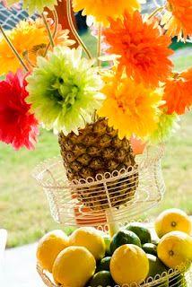 Sabor de Primavera: Festa Aniversário Luau