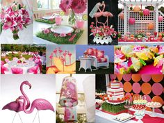 God knows I have plenty of pink flamingos. lol