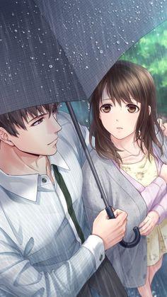 Love and Producer: Lucien Manga Couple, Anime Love Couple, Anime Couples Manga, Cute Anime Couples, Couple Art, Anime Love Story, Manga Love, Anime Cupples, Anime Kawaii
