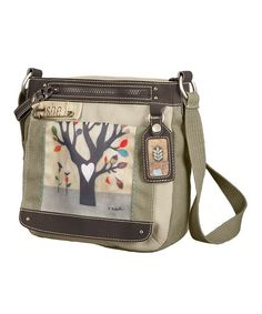 I just got a terrific deal on this Falling Tree Willow Crossbody Bag by Sherpani on @zulily today!