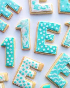 Cookies for kids birthday