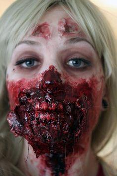7-zombie makeup