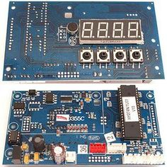 DISPLAY PCB FOR VIZI SPOT 5R (V1.0) !! Z-210021140V10