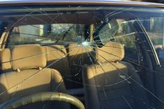 """A woman I know said, """"for those of you who think washing your car in the heat of the day would be a good idea.......think again. Just cracked my windshield. The cold water hit the windshield and you could hear the glass crack immediately."""""""