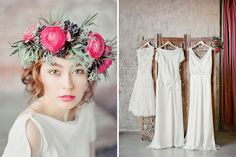 #flower_crown #bride #flowers | Photography: www.milushkina.ru | Flowers and decor: www.ohmyflowers.ru | Gowns: www.perfectbride.ru | more on http://bridetips.ru/%D0%BD%D0%B5%D0%B6%D0%BD%D1%8B%D0%B5-%D1%86%D0%B2%D0%B5%D1%82%D0%BE%D1%87%D0%BD%D1%8B%D0%B5-%D0%BE%D0%B1%D1%80%D0%B0%D0%B7%D1%8B-%D0%BD%D0%B5%D0%B2%D0%B5%D1%81%D1%82%D1%8B/