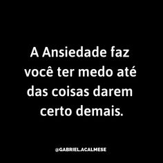 Veja mais dicas sobre ansiedade em @gabriel.acalmese Daily Thoughts, Deep Thoughts, Deep Talks, Reflection Quotes, Alice And Wonderland Quotes, Memes Status, Sad Life, Stress And Anxiety, Life Lessons