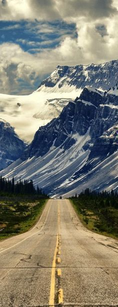 Banff National Park Alberta, Canada ☮ * ° ♥ ˚ℒℴѵℯ cjf #LandscapeFotography