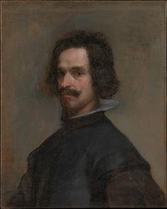 Portrait of a Man  Velázquez (Diego Rodríguez de Silva y Velázquez)  (Spanish, Seville 1599–1660 Madrid)