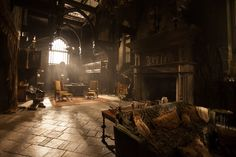 Crimson Peak Set Design Photos | Architectural Digest