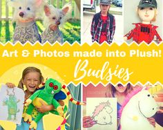 Get 25% Off Your Budsies or Selfies Custom Service