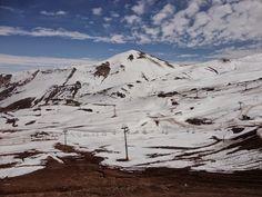 TurMundial: Esquiar no Vale Nevado. Mais um lugar lindo no Chile que vale a pena conhecer, mesmo para quem não quer esquiar!! Venha ver o nosso post sobre o Vale Nevado!!