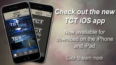 Check out our new iOS app on iTunes! | www.tct.tv