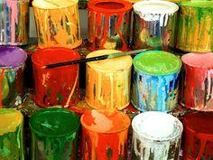 mmm... paint...