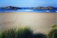 Recuperando la playa de Trangandín, Noja. el 10 de marzo 2013 #Cantabria #Spain