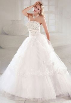 dream wedding dress