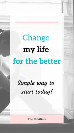 This is a really great way to get started and truly change your life for the better! Read this guide for a total life change! How to change my life for the better | how to better yourself | life values | intentional living Change Is Good, Change My Life, What Can I Do, You Can Do, 30 Day Yoga, Getting More Energy, Life Values, Happiness Project