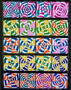 Silent Auction March my son's grade class; sharpies on marker paper gyerekeknek Auction Projects, Art Projects, Auction Ideas, Class Projects, Silent Auction, Art Auction, School Auction, Art Trading Cards, Colors