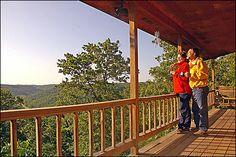 Hidden Valley Ranch in Eureka Springs. #Arkansas