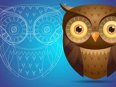 'Owl' by Chandra W