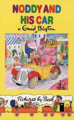 Noddy! I own almost all the 80's books.