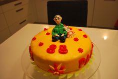 Pie for the birthday of my grandpa #baking #feest #verjaardag