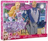 Mattel X7863 Barbie & Ken EVENING Date Fashion Outfit and Accessories