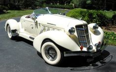 1963 Auburn Boat Tail Speedster - MY FAVORITE CAR IN THE WORLD