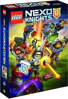 LEGO NEXO Knights - Saison 1 (2015) - DVD LEGO NEXO Knights - DVD