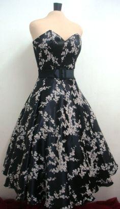 50s dress LOVE!!