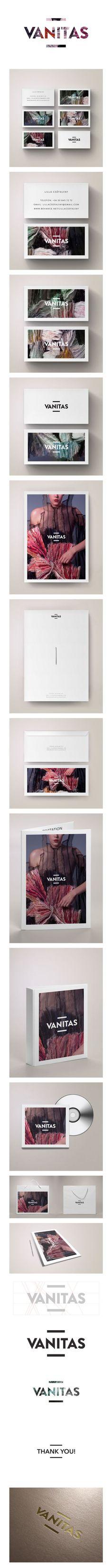 Vanitas branding: