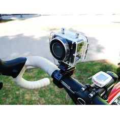 Smarthome.com: Swann SWVID-FREE10 Freestyle HD Bicycle Handlebar Mount