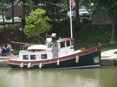 1983 Lord Nelson Victory Tug Power Boat For Sale - www.yachtworld.com