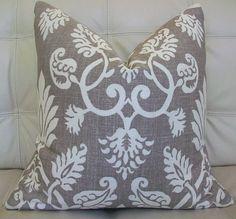 SALE  Decorative Designer Pillow Cover  18X18  by elegantouch, $35.00
